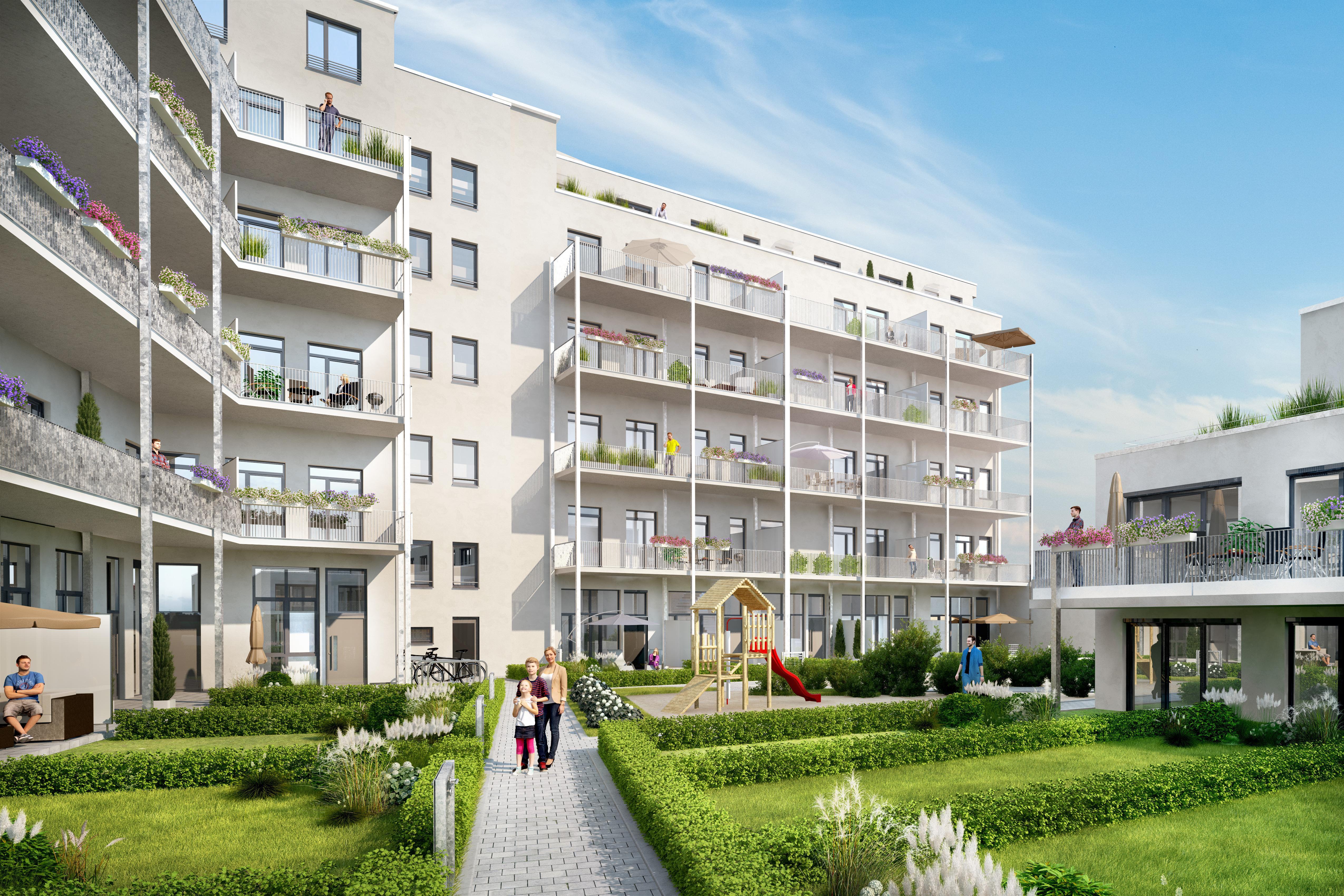 1 - 3 Zimmer Wohnungen in Nürnberg
