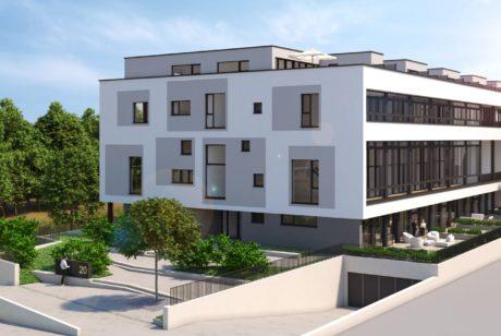 Exklusive Penthousewohnung München
