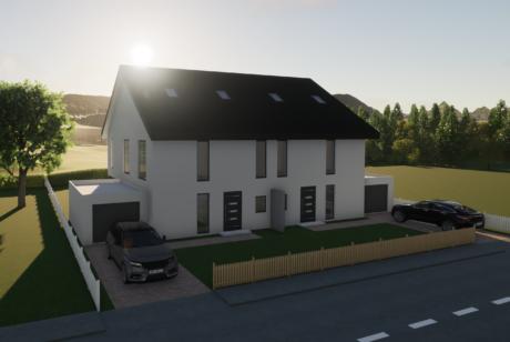Moderne Doppelhaushälfte Gilching